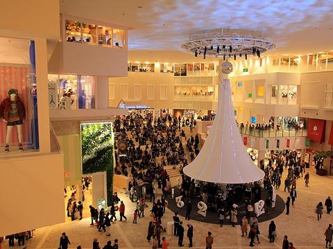 梅田Loft购物商城旅游景点图片