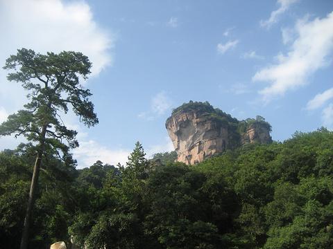 大王峰的图片