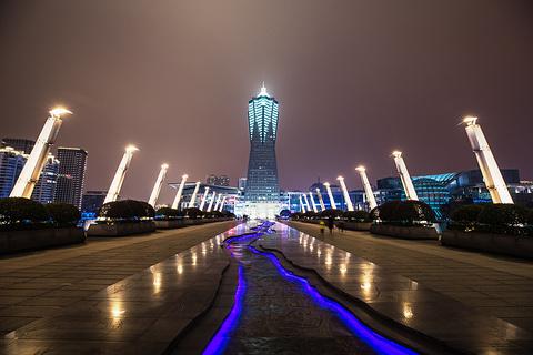 西湖文化广场的图片
