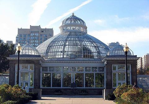 爱伦温室花园的图片