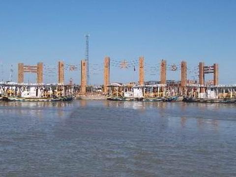 三岛码头旅游景点图片