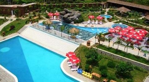 沙湾温泉旅游区