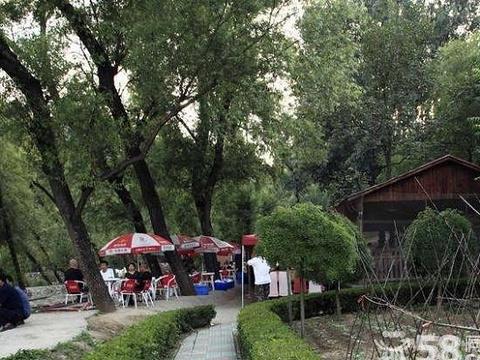 九龙池农家乐旅游景点图片