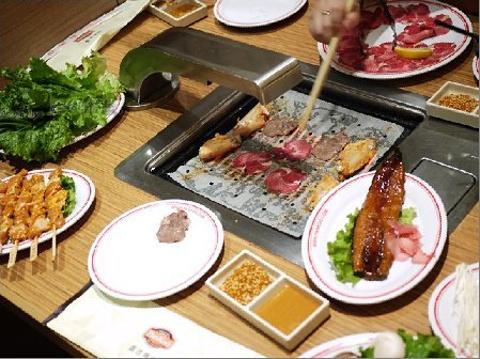 韩式水晶烤肉火锅自助城(万州总店)