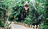 呀路古热带植物园·恐龙馆