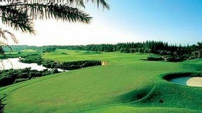 沙河高尔夫球会