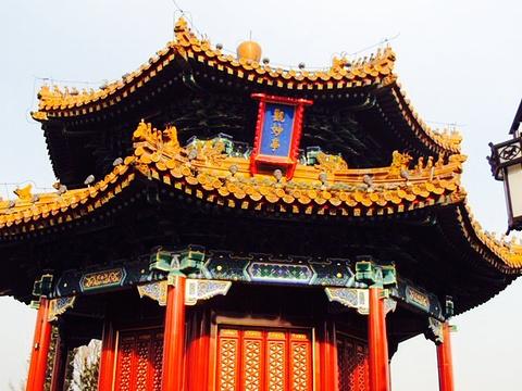 观妙亭旅游景点图片