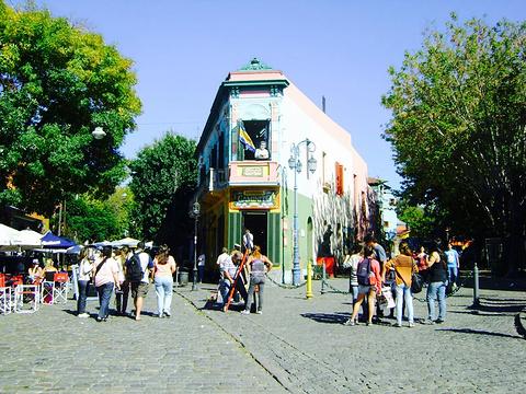 Calle Museo Caminito的图片