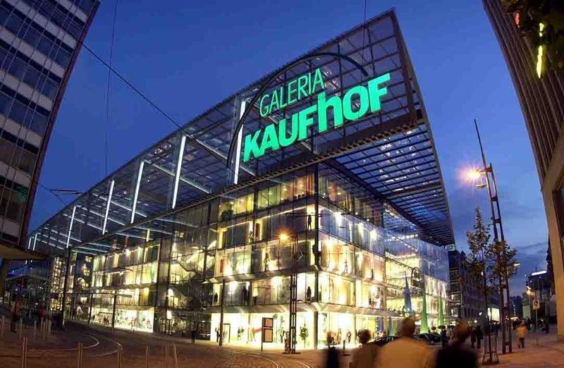 GALERIA Kaufhof(柏林亚历山大广场)