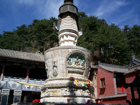 镇海寺旅游景点图片