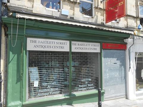 Bartlett Street古董市场旅游景点图片