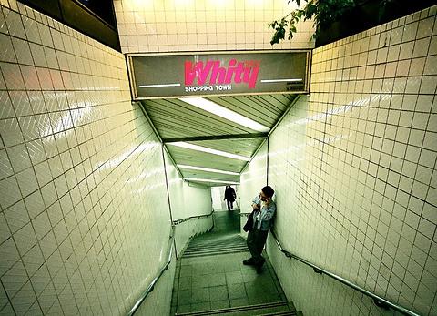 梅田地下商店街