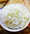坛焖牛肉二米饭