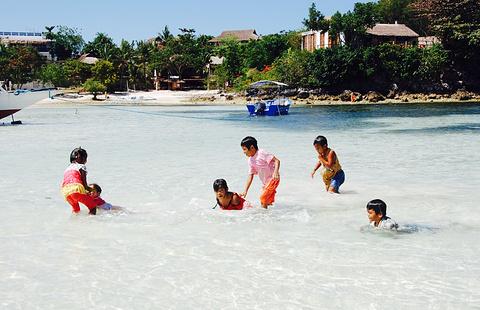 Logon海滩的图片