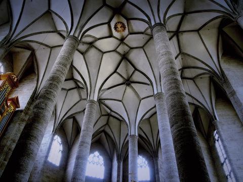 弗朗西斯卡教堂旅游景点图片