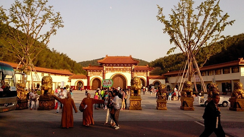 大觉寺的图片