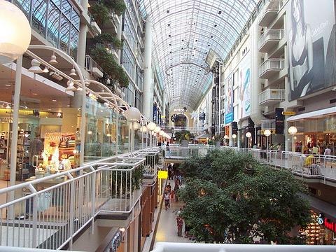 多伦多伊顿中心旅游景点图片