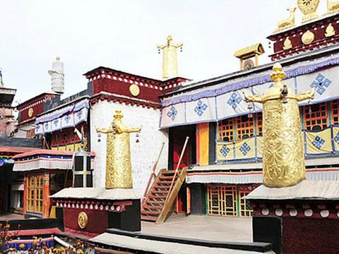 次巴拉康寺旅游景点图片