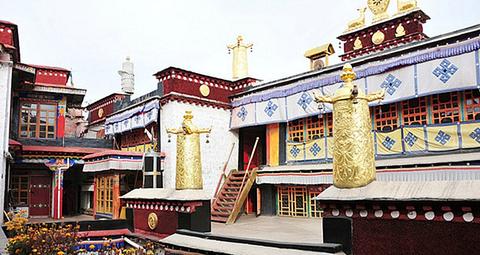 次巴拉康寺的图片