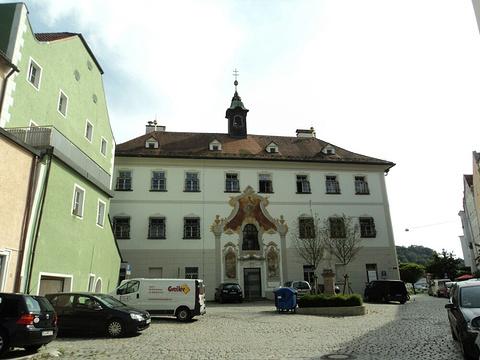 Alte Bischofliche Residenz (Old Bishop's Residence)的图片
