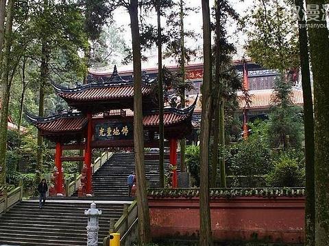 青城外山旅游景点图片