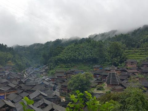 大利侗寨旅游景点图片