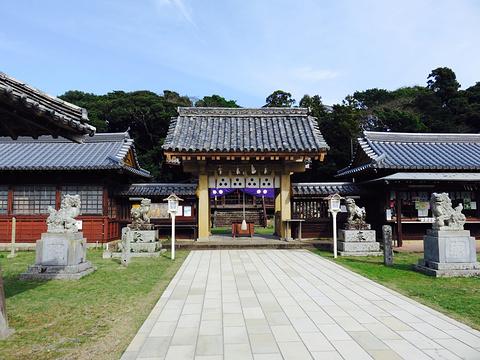 龟冈神社的图片
