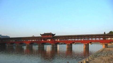 熟溪桥的图片