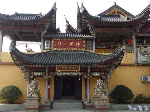 圆觉禅寺旅游景点图片
