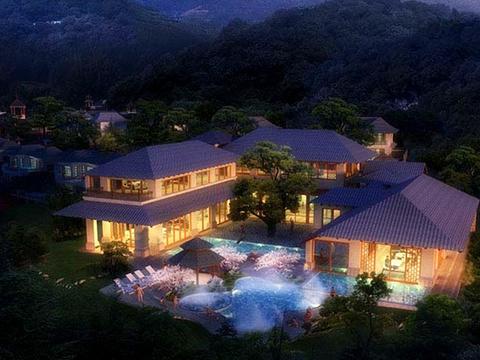 泰安温泉旅游景点图片