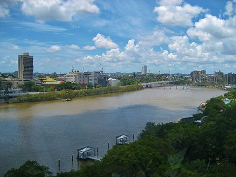 South Brisbane Memorial Park旅游景点图片