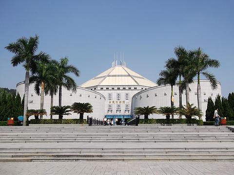 海战博物馆旅游景点图片