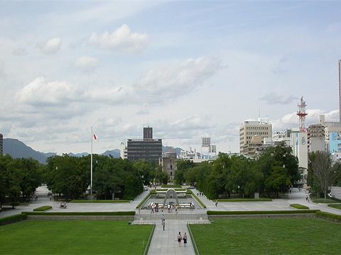 广岛和平纪念公园旅游景点图片