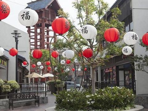 日本村广场旅游景点图片