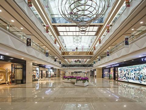 武汉国际广场购物中心旅游景点图片