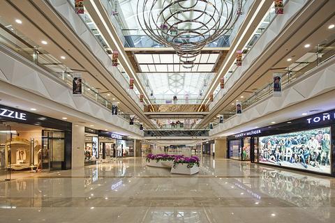 武汉国际广场购物中心的图片