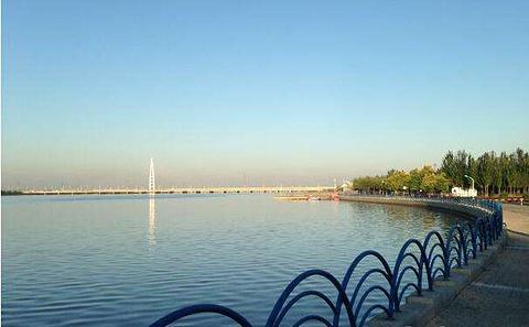 大辽河的图片