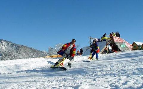 牡丹峰滑雪场