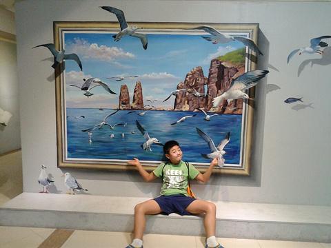 青岛特雅5D艺术馆旅游景点图片