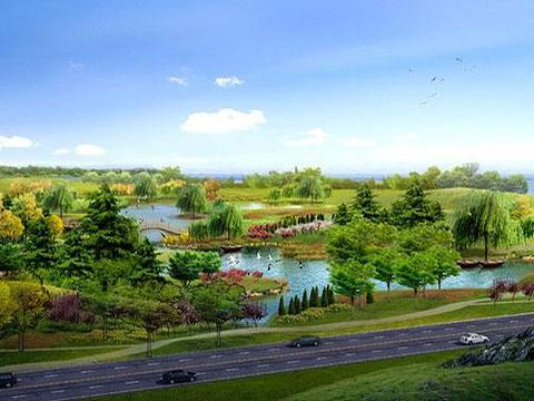 生态植物园旅游景点图片