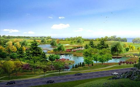 生态植物园的图片