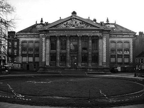 南特自然历史博物馆旅游景点图片