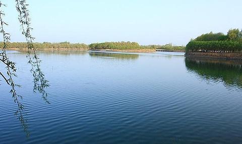 昆仑湖公园
