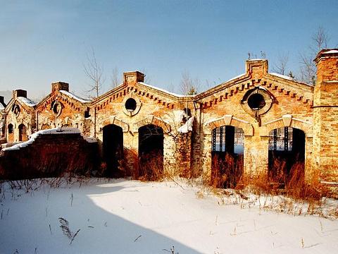 中东铁路建筑群旅游景点图片