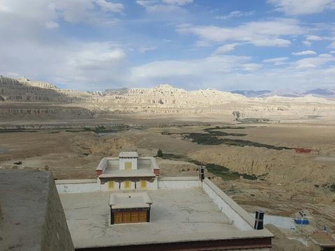 扎达布日寺旅游景点图片