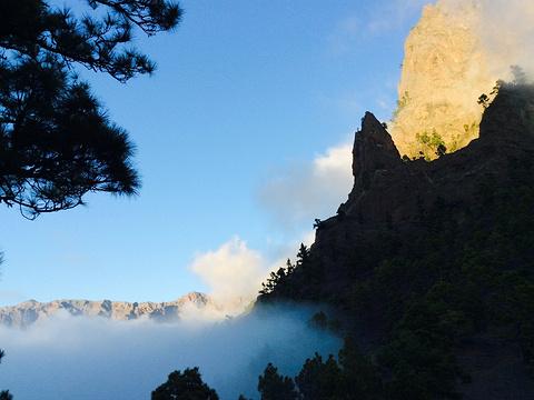 Caldera de Taburiente National Park旅游景点图片