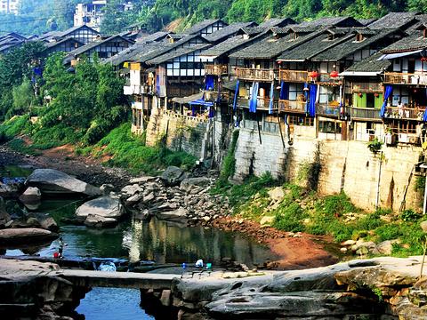 中山古镇旅游景点图片