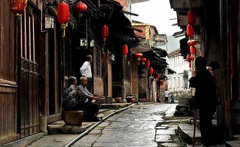 芦圩古镇的图片