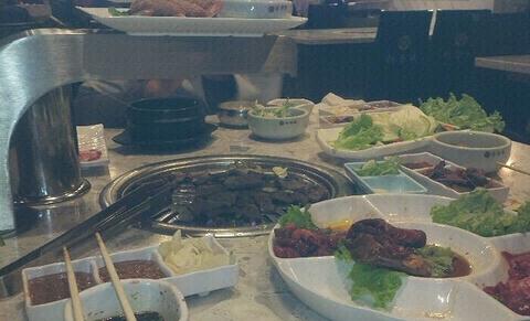权金城韩国烤肉(上海道店)的图片