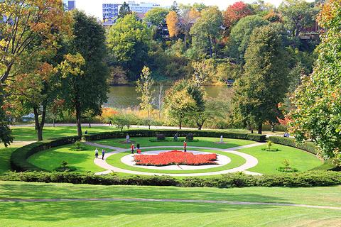 高地公园的图片
